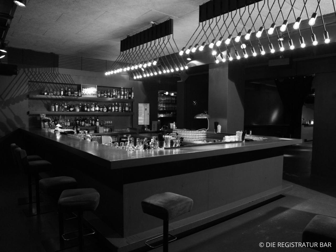 Die Registratur Bar   kollekkt